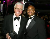 Dick Van Dyke and Todd Bridges at the TV Land Awards 2003.