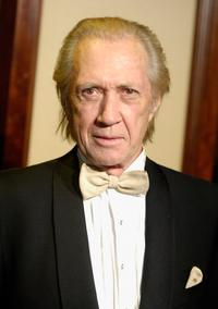 David Carradine at the 60th Annual DGA Awards.