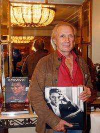 David Carradine at the Peninsula Hotel for