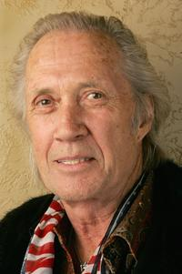 David Carradine at the 2007 Slamdance Film Festival.