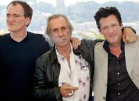 David Carradine and Michael Madsen at the Cannes Film Festival for the film