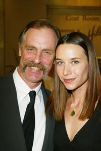 Keith Carradine and Hayley Du Mond at the Beverly Hilton Hotel for the 30th Annual Vision Awards To Fight Blindness.