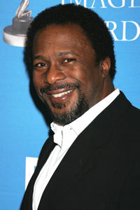 Thomas Carter at the 37th NAACP Image Awards Nominee Luncheon in California.