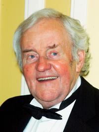 Richard Briers at the British Academy Television Craft Awards.