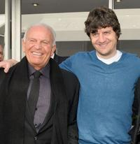 Enzo G. Castellari and Guest at the Italian American 2010 Oscar Nominees Reception.