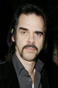 Nick Cave at the opening gala screening of
