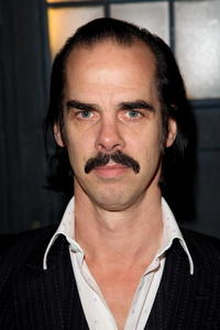 Nick Cave at the gala screening of