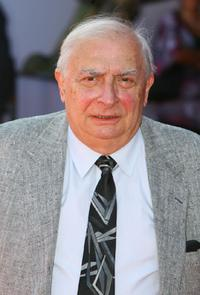 Claude Chabrol at the 64th Annual Venice Film Festival for the premiere of