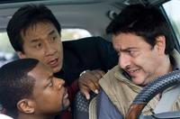 Chris Tucker, Jackie Chan and Yvan Attal in