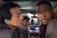 Jackie Chan, Yvan Attal and Chris Tucker in