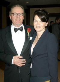 Michael Chapman and his wife Amy at the American Society of Cinematographers 18th Annual Outstanding Achievement Awards.