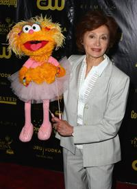 Fran Brill at the 36th Annual Daytime Entertainment Emmy Awards nomination party.