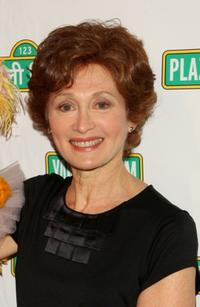 Fran Brill at the 7th Annual gala benefiting Sesame Workshop.