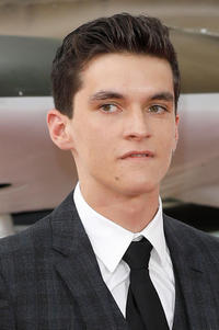 Fionn Whitehead at the