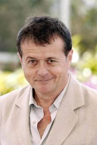 Patrice Chereau at the 56th International Film Festival.