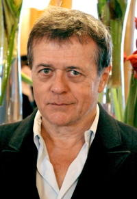 Patrice Chereau at the 10th Deauville Asian Film Festival.