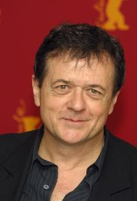 Patrice Chereau at the Berlinale Film Festival.