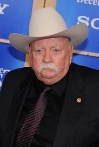 Wilford Brimley at the premiere of