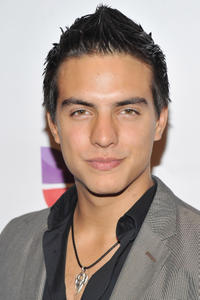 Vadhir Derbez at Univision's upfront reception in New York City.