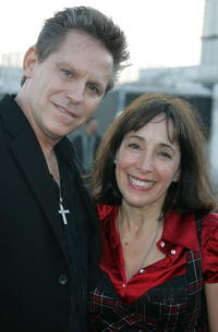 Jeff Conaway and Didi Conn at the Grease Rockin' Rydell Edition DVD Launch Event.