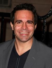 Mario Cantone at the season premieres of