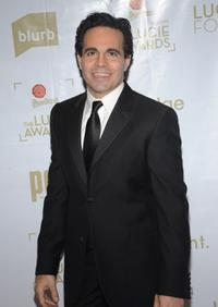 Mario Cantone at the 6th Annual Lucie Awards.
