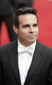 Mario Cantone at the world premiere of