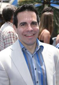 Mario Cantone at the premiere of