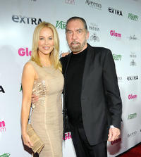 Eloise Broady and John Paul Dejoria at the 1st Annual Night To Make a Difference At Mr. Chow in California.