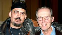 Christopher Coppola and Bernie Kopell at the screening of