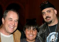 Fort Atkinson, Andre Marcus and Director Christopher Coppola at the screening of