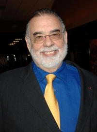 Francis Ford Coppola at the Beverly Hills premiere of