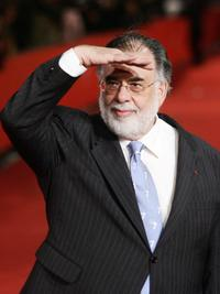 Francis Ford Coppola at the second annual RomeFilmFest for the screening of