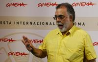 Francis Ford Coppola at the second annual RomeFilmFest for the photocall of