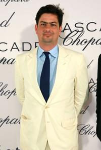 Roman Coppola at the 62nd International Cannes Film Festival.