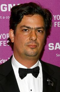 Roman Coppola at the New York Film Festival premiere of
