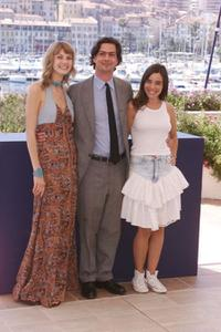 Angela Lindvall, Roman Coppola and Elodie Bouchez at the photocall of