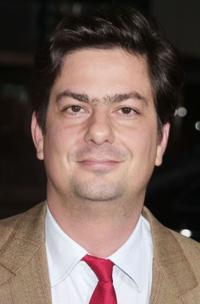 Roman Coppola at the premiere of