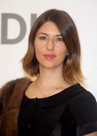 Sofia Coppola at the amfAR's Inaugural Cinema Against AIDS Rome.
