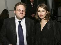 Sofia Coppola and Ross Katz at the New York Film Festival screening after party for