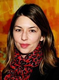Sofia Coppola at the Fox Searchlight premiere of