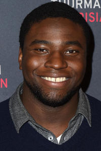 Okieriete Onaodowan at the opening night of