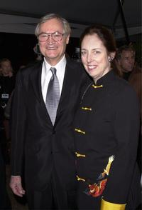 Roger Corman and his wife Julie at the 1st Annual AFMA Honors.