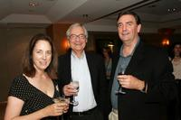 Roger Corman, Julie and Kieran Corrigan at the IFTA members reception.