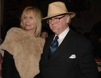 Bud Cort and Sally Kellerman at the after party for Al Pacino stars in