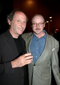 Bud Cort and Robert Dornhelm at the World premiere of