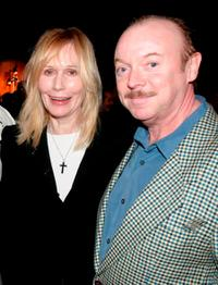 Sally Kellerman and Bud Cort at the world premiere of