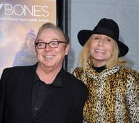 Bud Cort and Sally Kellerman at the premiere of