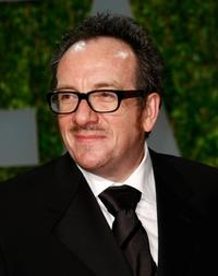 Elvis Costello at the 2009 Vanity Fair Oscar party.
