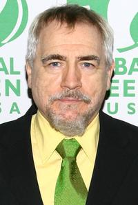 Brian Cox at the Global Green USA's annual Sustainable Design Awards dinner.